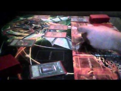 Machina Gadgets vs Spellcaster game 01