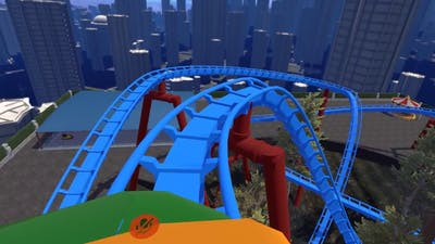 VRChat - Amusement park rides are dangerous in VR [highlights]