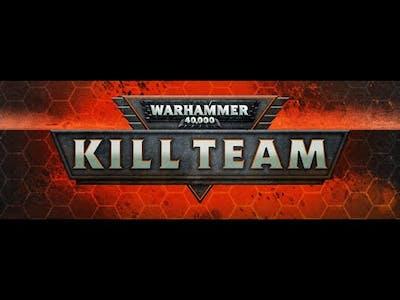 Warhammer 40k Kill Team Battle Report: Adeptus Custodes vs Imperial Fists