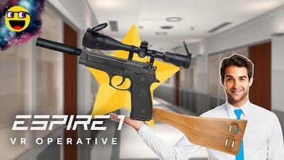 Sniper Pistol | Espire 1: VR Operative
