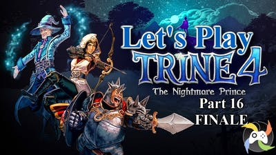The Nightmare Prince - Let's Play Trine 4 Co-Op Pt. 16