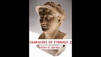 DeI, Campaigns of Pyrrhus, 2: Magna Graecia