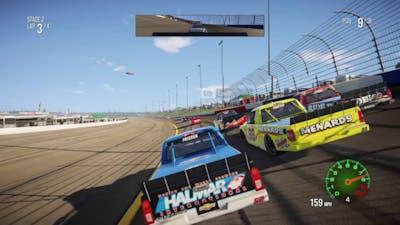 THE BEST ROOKIE   NASCAR HEAT 2 #1