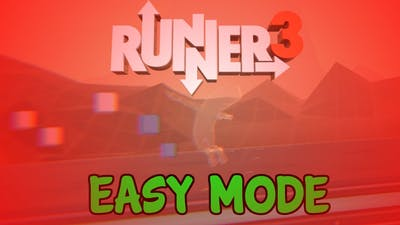 LOSING MY SANITY On A FUN AND EZ Game - Runner3
