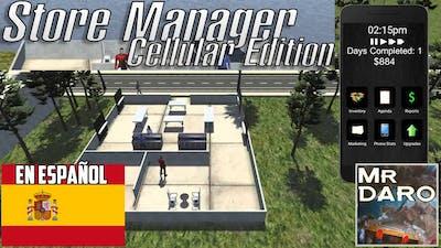 Store Manager: Cellular Edition-Gameplay | ¡Descubrelo! | Español