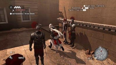 Assassin's Creed Brotherhood (Deluxe) Walkthrough Part 75 / Store Renovations (Centro) [4K]
