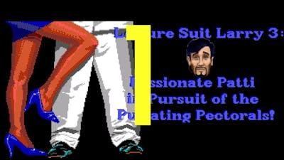 Getting Dumped!   Leisure Suit Larry 3 Ep.1