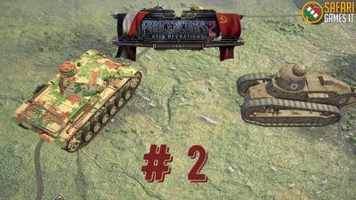 Panzer Corps 2: Axis Operations 1941 #2 - Zagreb è libera! - Let's Play Ita || Arka
