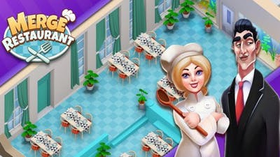 Merge Restaurant  - Ios Gameplay   New Game