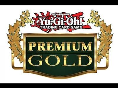 Premium Gold Box Opening