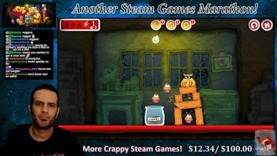 Another Steam Games Marathon! 24: Cat on a Diet