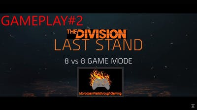 The Division  The Last Stand |  beginner's luck | 11 MINUTES WITHOUT DYING | Update 1.6 |