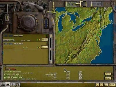 Let's Play Railroad Tycoon 2! - E2 Part 4/4