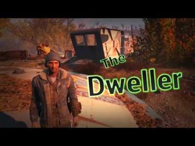 The Dweller Ep 2 Raider at the Grave