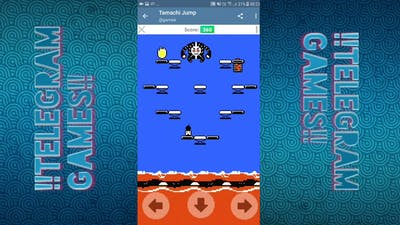 Telegram Games: Tamachi Jump! (ITA) (#1)