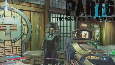 Borderlands 3 DLC Bounty of Blood Walkthrough Gameplay  Part 6 The Quick and the Quickerer