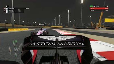 F1 2018 Gameplay - /w Thrustmaster wheel