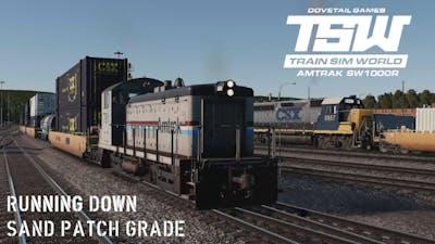 Train Sim World: SW1000R on Sand Patch Grade