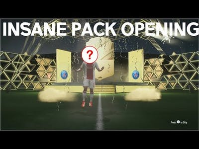 INSANE PACK OPENING- WHAT 4600 FIFA POINTS GETS YOU IN FUT