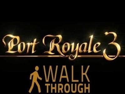 Task #7: Bring 300 Food to Cayman - Port Royale 3 Trader Walkthrough