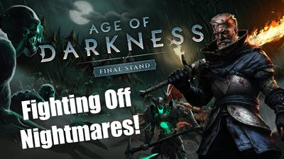 Can I Survive My First Death Night? Age of Darkness Final Stand Gameplay!