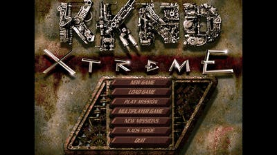 KKnD Xtreme [Krush, Kill 'n' Destroy] - Survivor Mission 5 (Toll Gate) - Gameplay
