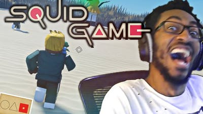 Squid Game's CRAZIEST CAST? | Squid Game : Roblox Edition ft. mt2oo8, Aurora, Velocity, & ZoDiaCs!