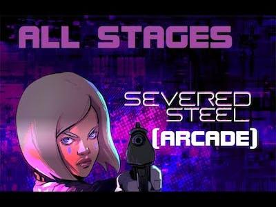 Severed Steel Demo [All Stages/Arcade] #SteamNextFest