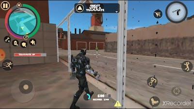 new game rope hero like GTA 5