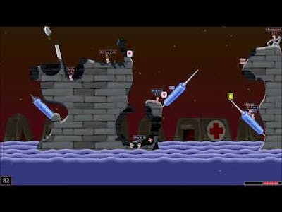 Worms World Party Remastered - Part 1