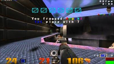 Let's Play Quake 3 Arena Q3Tourney4 Vertical Vengeance Nightmare