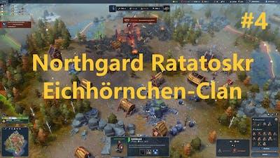 Northgard Ratatoskr deutsch Let's play Eichhörnchen-Clan #4