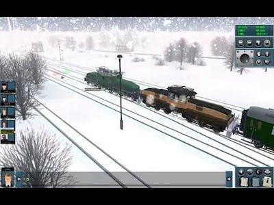 Trainz Fortress christmas special