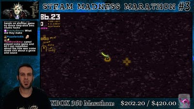 Steam Madness Marathon #3 92: UBERMOSH:WRAITH
