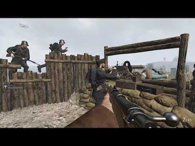 Tannenberg - Dobrudja (New Map Gameplay, Bulgarian Squad)