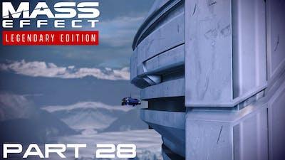 Mass Effect 3 Legendary Edition PART 28 N7: Cerberus Fighter Base