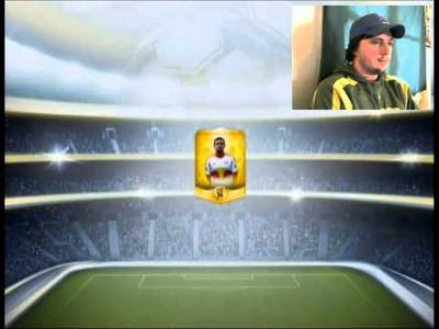 Fifa Pack Opening 2200 Points worth!!!