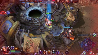 Heroes of the Storm: power overwhelming XD gameplay 1/2