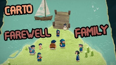 CARTO - Looking For A New Home In This Adventure Puzzle Game! DEMO DEMOILITION WEEK!