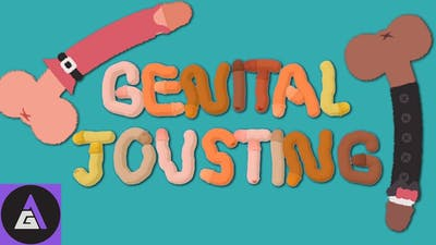 Genital Jousting: The Most Inappropriate Game Ever Made??
