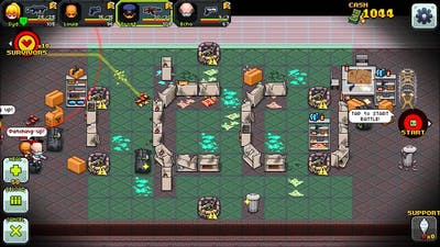 DGA Plays: Infectonator: Survivors (Ep. 2 - Gameplay / Let's Play)