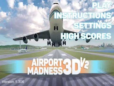 ATC is a nightmare! (Airport Madness 3D 2)