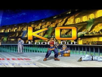 THE KING OF FIGHTERS 2002 UNLIMITED MATCH_20210316204713