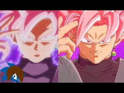 Recreating Anime Moments In Dragon Ball FighterZ - Part 1 - Johnic Adventure