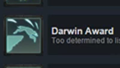 Darwin Award Achievement Guide & Easter Egg - Natural Selection 2