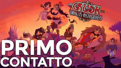 CRUSH YOUR ENEMIES Gameplay ITA [Primo Contatto] ANTEPRIMA