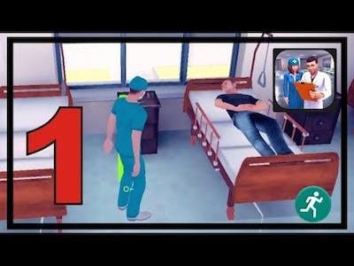 Dream Hospital Real Doctor Sim part 1 level 1-7 walkthrough gameplay