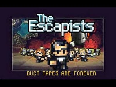 Bringing the pain - The Escapists Duct Tapes are Forever DLC #2