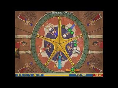 Luxor Amun Mahjong: Stage 4 Gameplay (My Custom Balls and New Amazing Mod For Everyone)