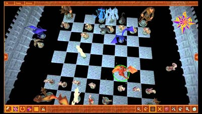 KrigarNooben using AGFPRO V3.0 to play chess. Day 12.